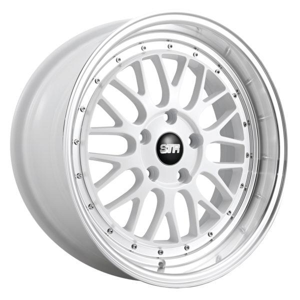 STR 601 WHITE MACHINED LIP