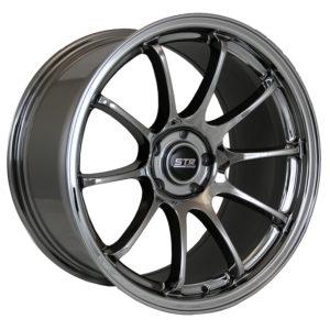 STR 901 BLACK CHROME