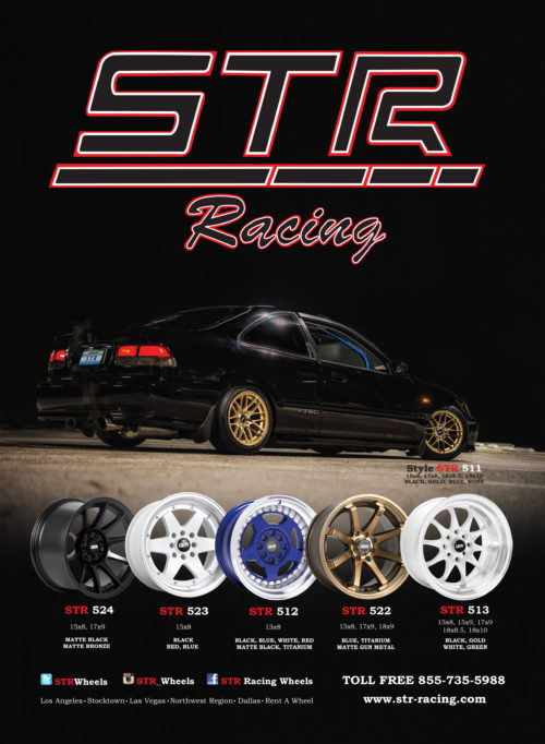 STR Honda Tuning4