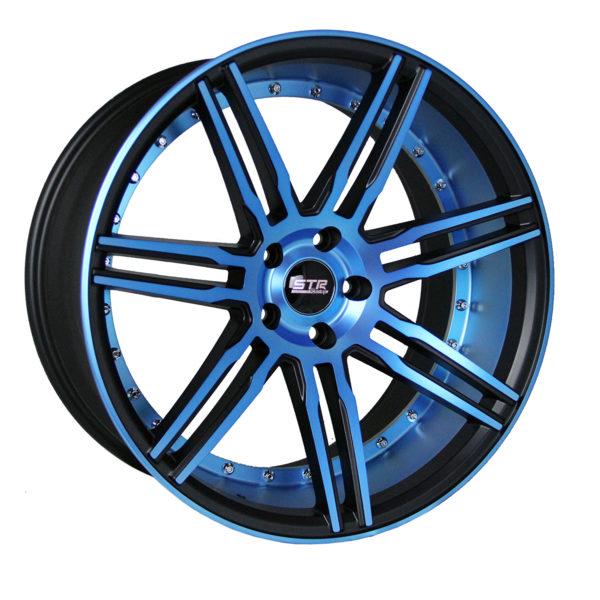 STR 619 NEON BLUE