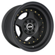 STR 512 MATTE BLACK