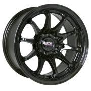 STR 518 GLOSS BLACK 15 INCH
