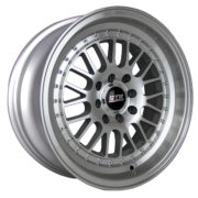 STR 520 SILVER MACHINED FACE
