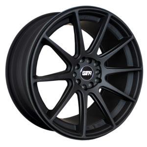 STR 524 MATTE BLACK