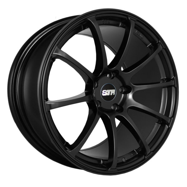 STR 610 GLOSS BLACK